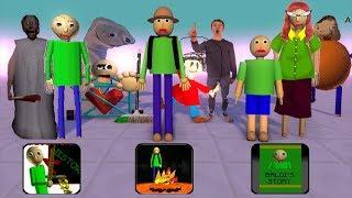 Video Monster School : All Baldi's episode - Minecraft Animation MP3, 3GP, MP4, WEBM, AVI, FLV Desember 2018
