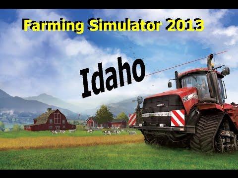 farming Simulator 2013 Idaho map Ep 31