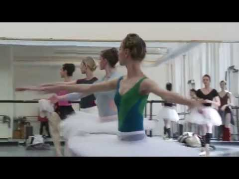 ABT - Go behind the scenes of American Ballet Theatre to learn what it takes to become an ABT Dancer. Featuring in order of appearance: Skylar Brandt, Corps de Bal...