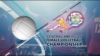 U20 Central American Female Volleyball Championship Live From SCA Multipurpose Center, Belize City.