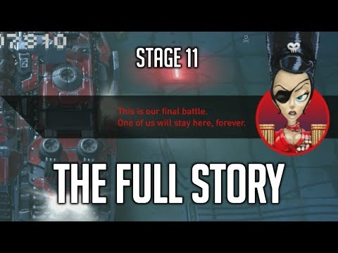 Sky Force Reloaded ★ THE FULL STORY ★ Stage 11 (1080p)