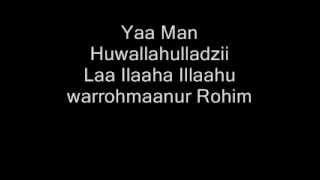Asmaul Husna Rumi Video