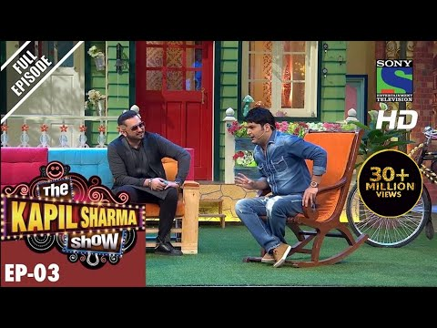 The Kapil Sharma Show - दी कपिल शर्मा शो-Episode 3-Yo Yo Ka Halla in Kapil's Mohalla–30th April 2016 (видео)