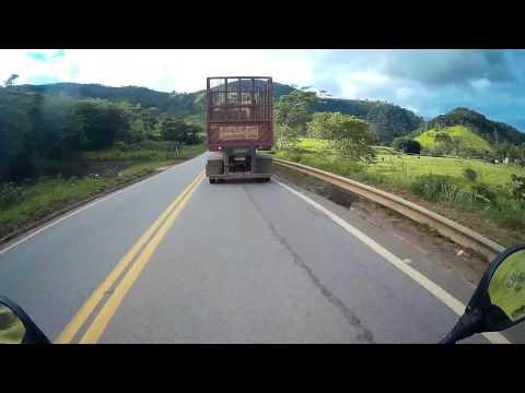 Dafra Next 250 - Trecho entre Belo Oriente e Açucena - #aliciaredbike