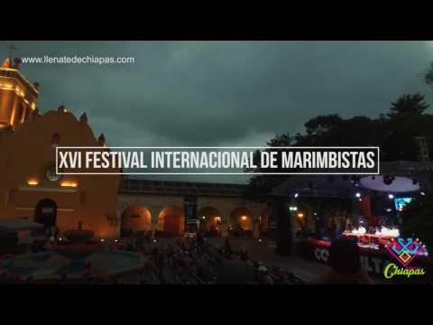 XVII Festival Internacional de Marimbistas en Chiapas