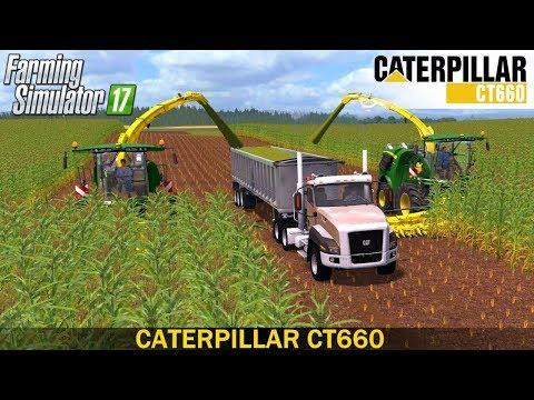 Caterpillar CT660 v1.1