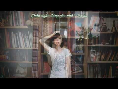 Chân Ngắn – Cẩm Vân Phạm, TMT – [Lyrics + Video] 2014