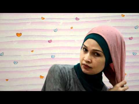 Hijab Pashmina Kaos