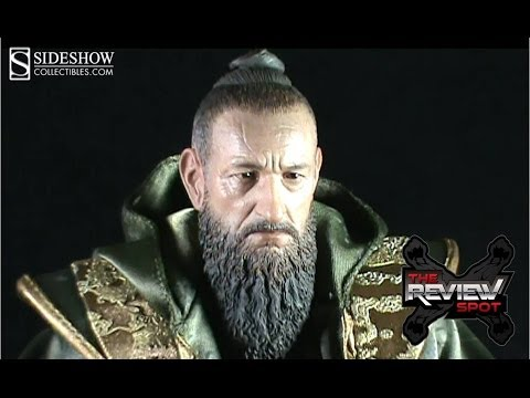 Collectible Spot – Hot Toys Iron Man 3 The Mandarin 1/6th Scale Figure