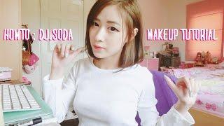 HOWTO : DJ.soda makeup tutorial, Dj soda, dj soda den viet nam, clip dj soda