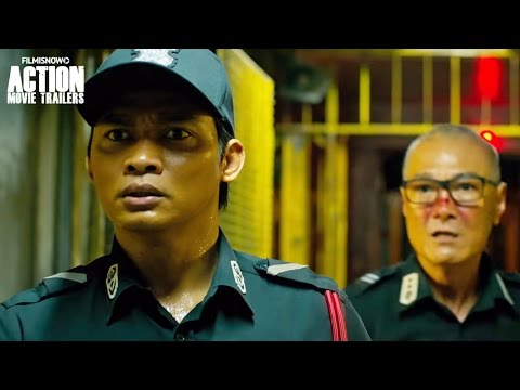 There's a prison break in a NEW Clip from the Martial Arts action movie KILL ZONE 2 [HD] - Thời lượng: 4:38.