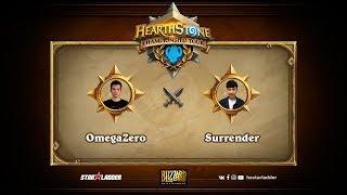 Surrender vs OmegaZero, game 1