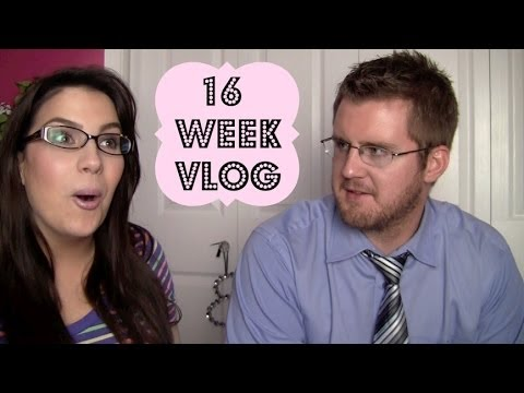 Pregnancy Vlog! Week 16: Gender, Bump & First Clothes!