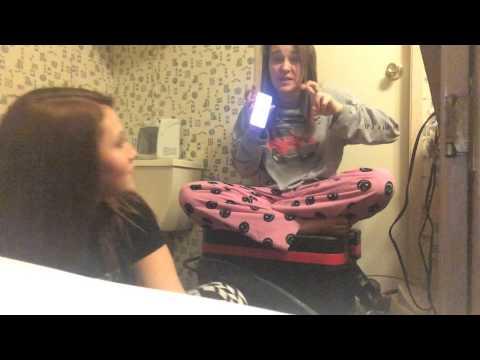Get ready with Kayla & Paige (видео)