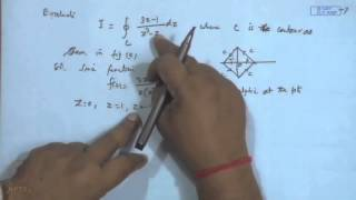 Mod-02 Lec-16 Cauchy Integral Theorem (Contd.)