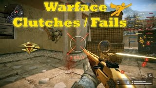 Video Warface - Clutches / Fails MP3, 3GP, MP4, WEBM, AVI, FLV Juli 2018