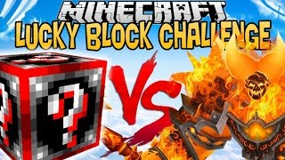 Video DOOM LUCKY BLOCK VS RAGNAROS !   LUCKY BLOCK CHALLENGE  [FR] MP3, 3GP, MP4, WEBM, AVI, FLV Juni 2017