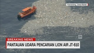 Video Pantauan Udara Pencarian Lion Air JT-610 MP3, 3GP, MP4, WEBM, AVI, FLV Januari 2019