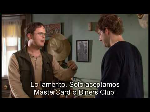 The Office - 4ª temporada - Tomas falsas (Bloopers) 1/3