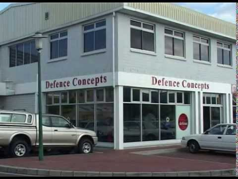 Defence Concepts – Marketing Corporate