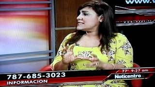 Nimsy López - Noticentro Al Amanecer