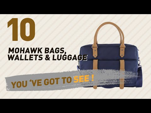 Mohawk Bags, Wallets & Luggage Collection // Amazon India 2017 Best Sellers