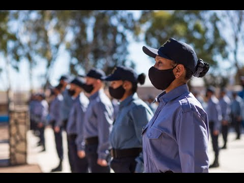 Formación policial en pandemia: emoción de reencontrarse con familiares y servir a la comunidad