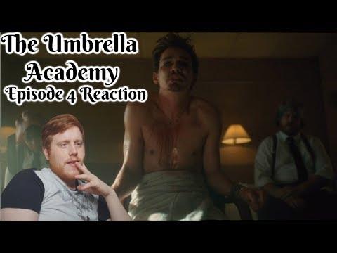 The Umbrella Academy Episode 4 Reaction