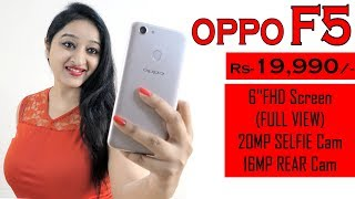 Video Oppo F5 Unboxing & Overview- In Hindi MP3, 3GP, MP4, WEBM, AVI, FLV November 2017