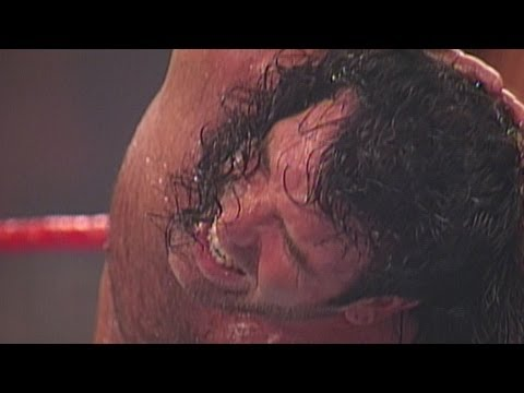 Razor Ramon vs. Tatanka: Raw - Intercontinental