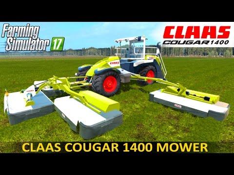 Claas Cougar 1400 v1.0