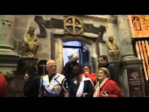 """""""La luz y el misterio de las Catedrales"""" – Santiago de Compostela"""