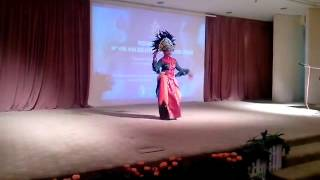 performance linedance Ondel-Ondel