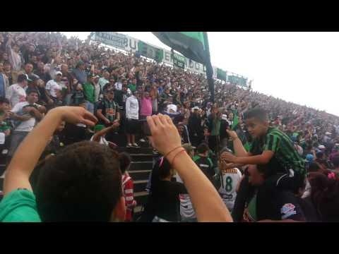 Video - Nueva Chicago 3 - Fenix 0 - Fiesta Verdinegra - La Barra de Chicago - Nueva Chicago - Argentina