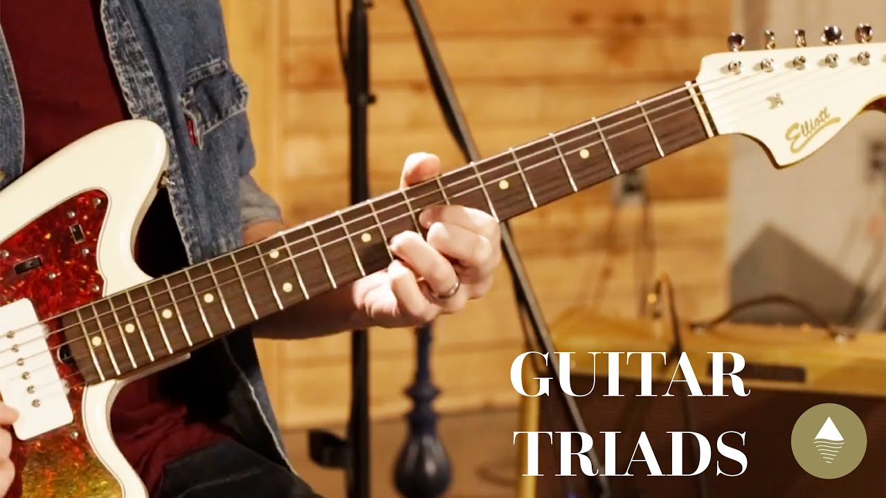 Electric Guitar – Triads