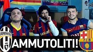 Video JUVENTUS 3-0 BARCELLONA | REAZIONE NAPOLETANI E JUVENTINO!!!! MP3, 3GP, MP4, WEBM, AVI, FLV Oktober 2017