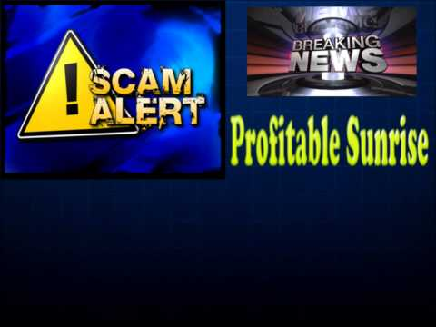 ProfitableSunrise - Long Call But well worth the entertainment: Easter Surprise? Listen to this Shocking public conference call March 26, 2013. The speaker is Mike Rothermel. He...