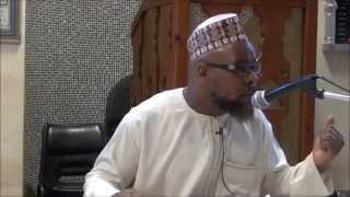 The Foundations of the Sunnah   Lesson 10   Abu Usamah at Thahabi   HD