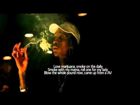 Wiz Khalifa - Lit [ Lyrics ]