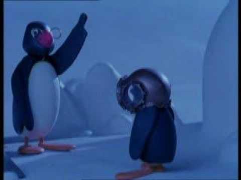 Pingu: Pingu's Moon Adventure