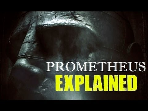 Prometheus - Chris Stuckmann examines Prometheus from beginning to end, offering his thoughts on what the film means and the many questions it asks. This is a great artic...