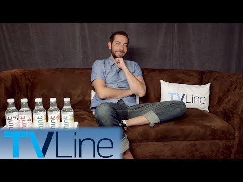 Zachary Levi on Chuck Revival, Psych Movie, Alias Grace | Comic-Con 2017 | TVLine