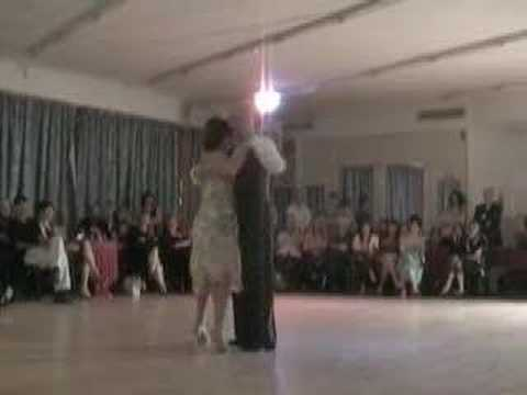 El Portenito - Debora Gutman & Ulrich Demmel dancing in Tel-Aviv at 