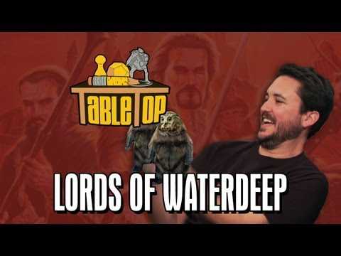 laatsch - Want to play Lords of Waterdeep with your friends at home? Visit your friendly local game shop to purchase it! Or buy it online at: http://amzn.to/19nTYtZ Su...
