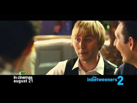 The Inbetweeners 2 International TV Spot