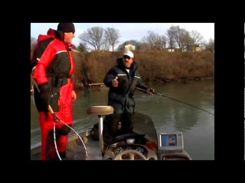 Niagara River Fishing Guides in Ontario, Canada – www.EuroCanadianOutfitters.com