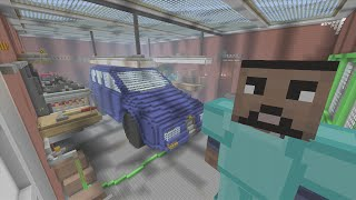 Minecraft Xbox - Toy Story 2 Adventure Map - THE END