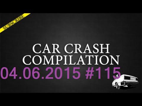 Car crash compilation #115 | Подборка аварий 04.06.2015