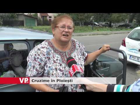 Cruzime în Ploiești