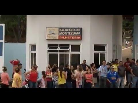 Burocracia atrasa inauguração de balneário em Montezuma no Norte de Minas
